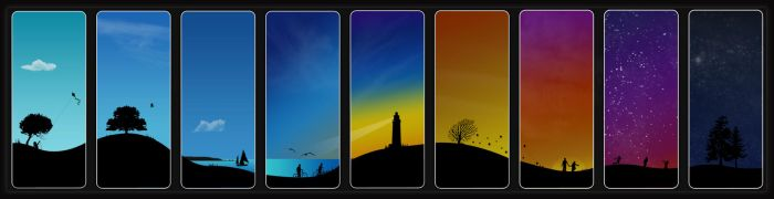 The Four Seasons by Nicola-B