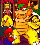 The King of the Koopas by Villaman89