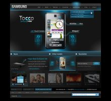 Samsung Tocco F480 by nonlin3