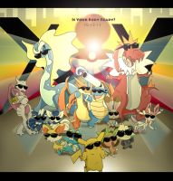 Pokemon X and Y- Is Your Body Ready?