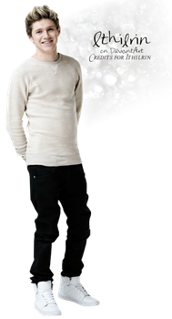 Niall Horan render 015 [.png] by Ithilrin by Ithilrin