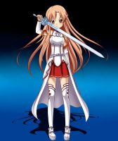 Asuna by Final-Boss-Emiko