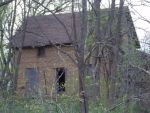 Haunted House in the Woods by latsyrke
