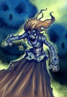 The Banshee by toonfed