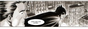 New Year Greetings by manapul