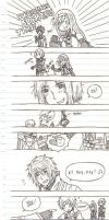 Swordsman Slapping Time by animefan752