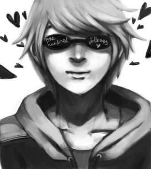 DAVE STRIDER: THANK YOU TO ALL! by Sket-Chee