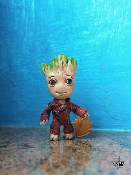 I am Groot by r0ra