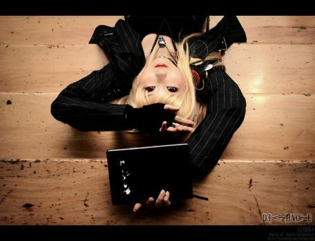 Death Note: 2nd Kira by BlackMageAlodia