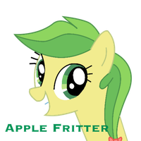 My little pony apple fritter - photo#42