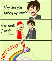 GRAB MY ... wait,what? - SMOSH by M0nzteer