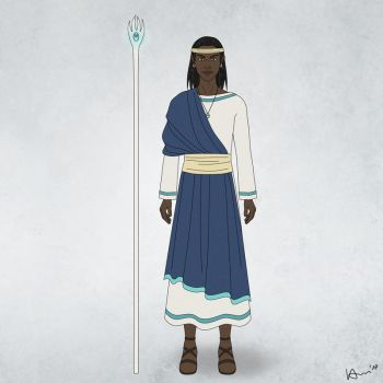 Alonzo's Clothes and Weapons by karchew