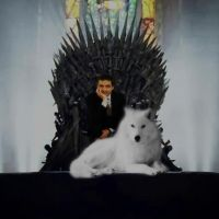 Mr. B Game of thrones by magoborg