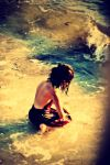 GIRL OF THE SEA BY LIBERTINE1182  ( MY EDIT ) by ANDYBURGESS