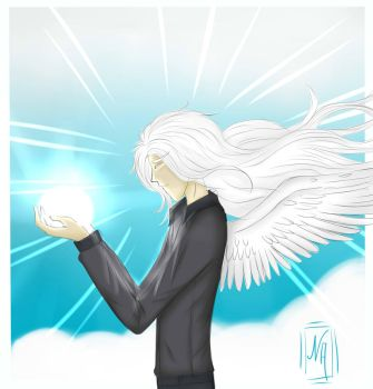 [angel Ionel] by 66Isamine66