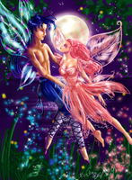 Fairy Lovers by FairyGodfather