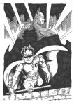Batman and Robin by PeterHammerson