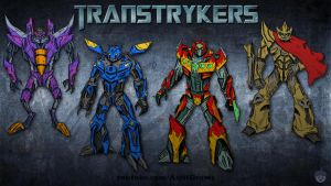 Transtrykers by AnutDraws