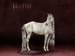 Blythe Ref| COMM by impassioned-dreams