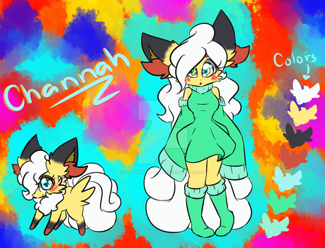 Channah's Ref by Reyna174