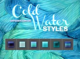 +Cold Water Styles by ISatQuietly
