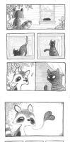 24hcomic: All you need is fish by AnimaProject