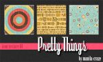 Pretty Things - icon texture 1 by manila-craze