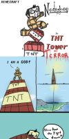 TNT Tower of Terror by Nostradamoo