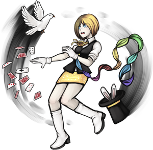 Re-Opening Dangan Ronpa Commissions! by Scarletify on DeviantArt