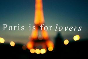 Paris is for lovers by She-hates-mondays