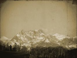 Mountainview... by bindii