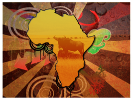 Africa by boxroommansion