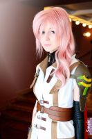 Lightning Final Fantasy XIII by ver1sa