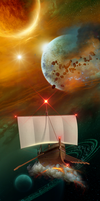The journey of Canopus by Aramisdream