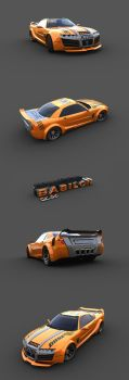 Taurus Babilon Concept 2006 by russell44