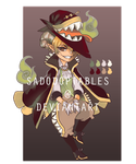 DEMI-EATER ADOPTABLE [CLOSED] by SADOPTABLES