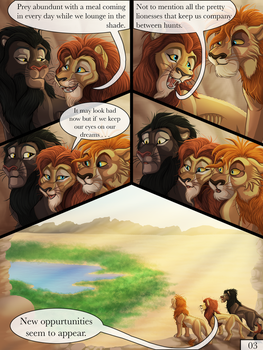 Desolate Souls Page 3 by Devinital