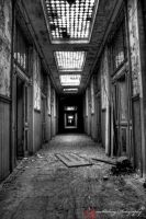 Abandoned office building by xMAXIx
