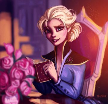Elsa by Misao-Christina