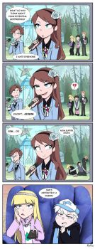 Rev!Mabel's Interview by RiaFire