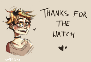 Thanks-watch by Sheiatritht